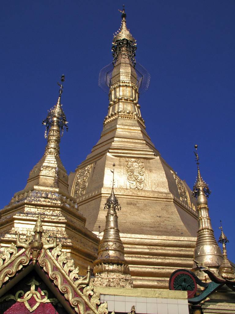 Yangon, Sule Pagode