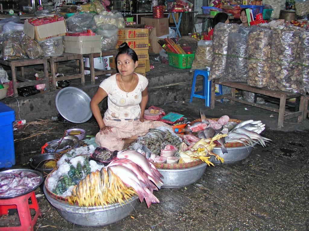 Yangon, Chinatown