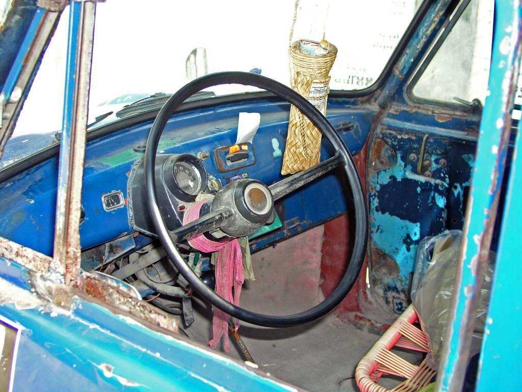 Amarapura, Oldtimer Taxi