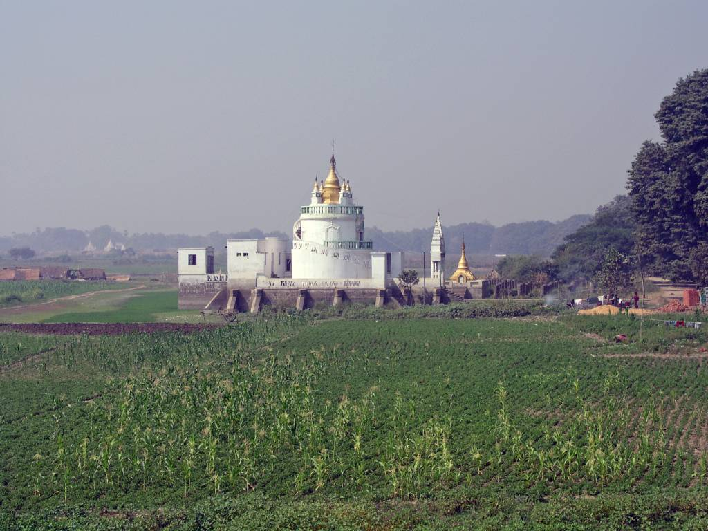 Amarapura, Taungthaman See, Shwe Modeptaw Pagode