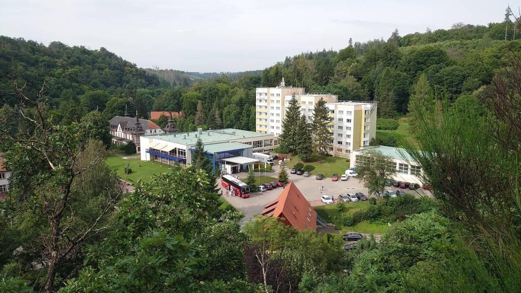 Alexisbad, Morada Hotel