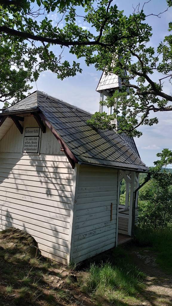 Mägdesprung, Köthener Hütte