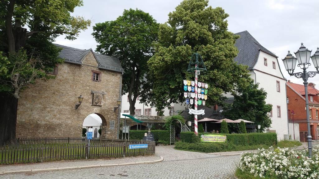 Harzgerode, Schloss