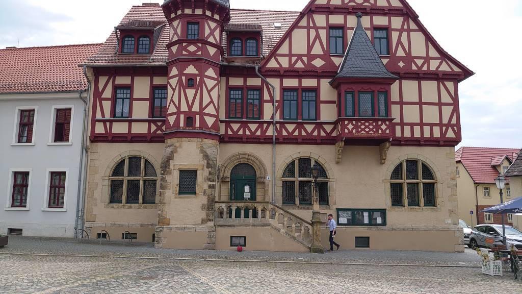 Harzgerode, Rathaus