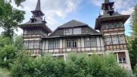 Alexisbad, Erholungsheim der Deutschen Reichsbahn