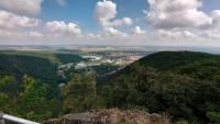 Thale, Ausblick über Thale