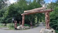 Thale, Eingang Tierpark