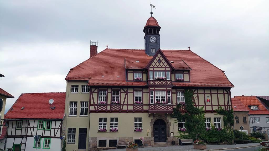 Gernrode, Rathaus