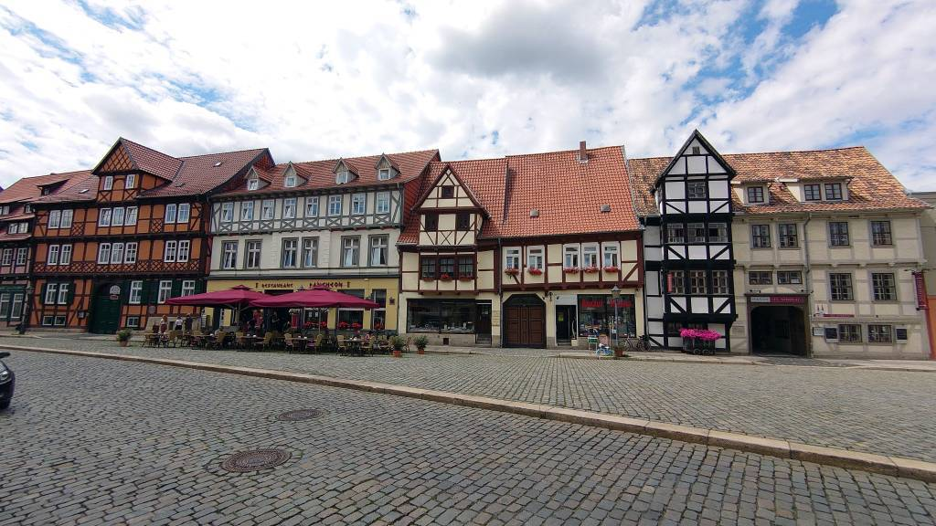 Quedlinburg, Neustadt, Markt