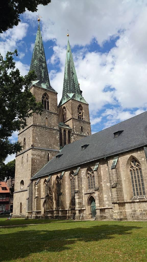 Quedlinburg, Neustadt, St. Nikolaikirche