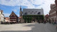 Quedlinburg, Altstadt, Rathaus