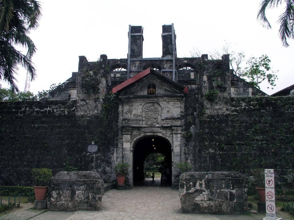 Cebu City, Fort San Pedro