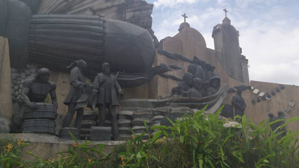 Cebu City, Heritage of Cebu Monument