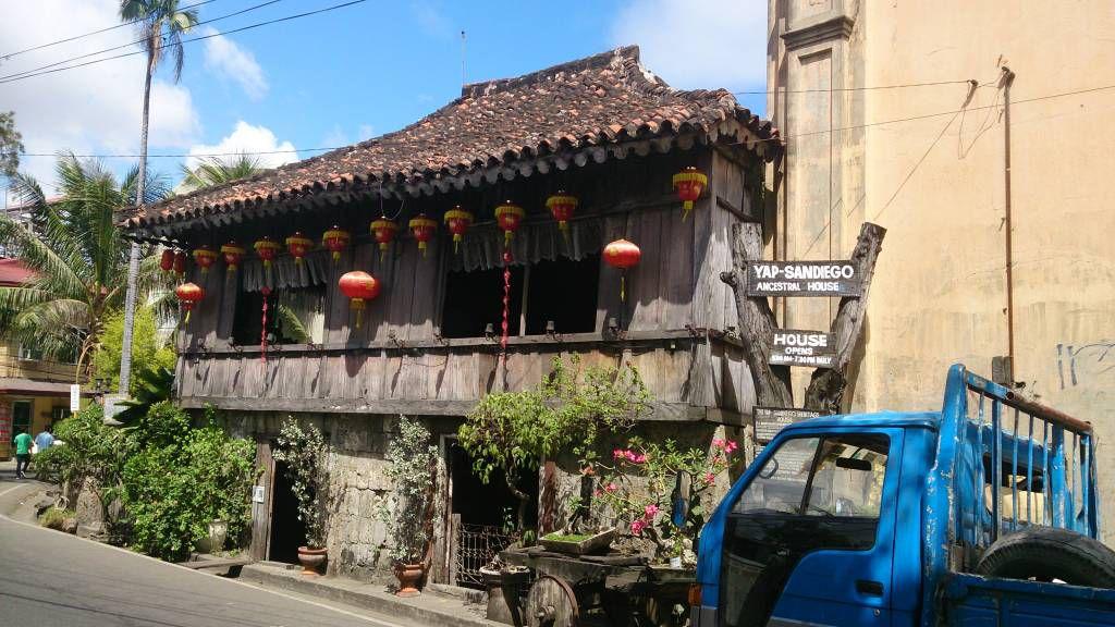 Cebu City, Yap-Sandiego Ancestral House