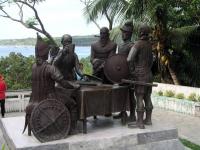 Lalawigan, Denkmal