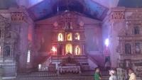 Dauis, Baclayon Kirche