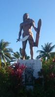 Lapu-Lapu Denkmal