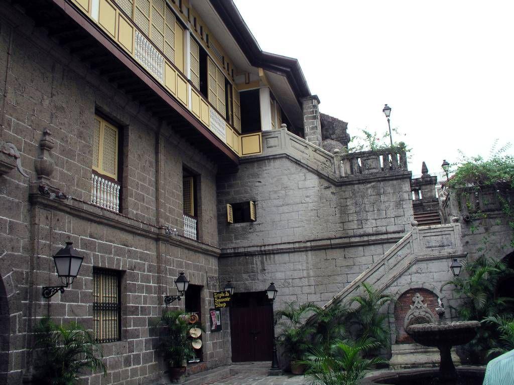 Manila, Intramuros