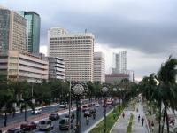 Manila, Roxas Boulevard