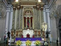 Manila, Intramuros, Kirche