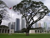 Manila, Bembo, Amerikanischer Soldatenfriedhof