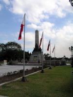 Manila, Rizas Monument