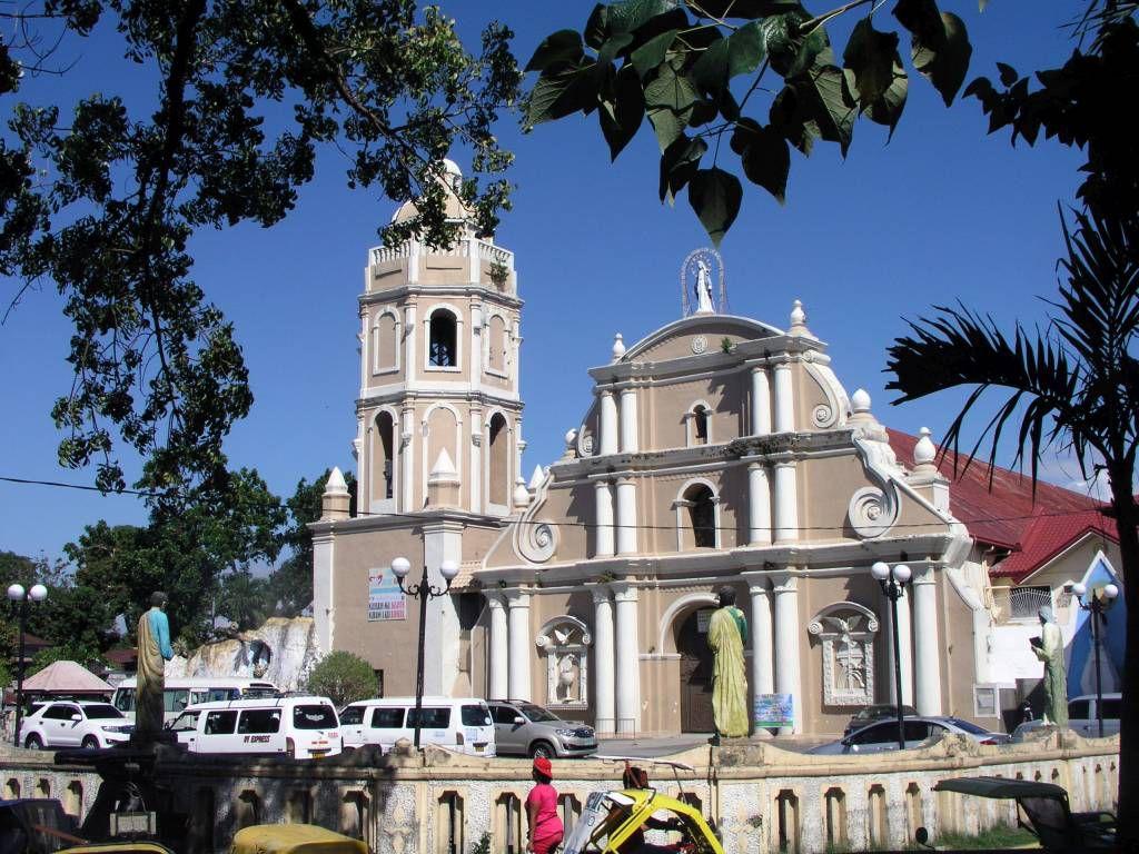 Candon, Saint John de Sahagun Kirche