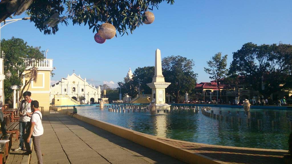 Vigan City, Wasserspiele