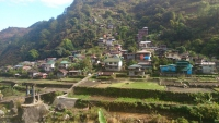 Sagada, Dorf