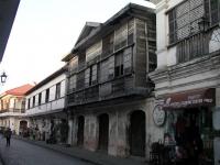 Vigan City, Kolonialhaus