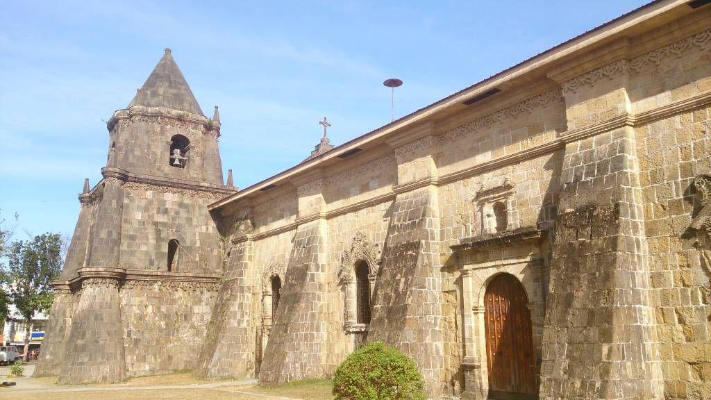 Miagao Kirche