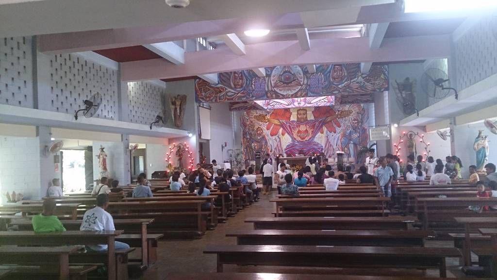 Victorias City, St. Joseph the Worker Parish Church