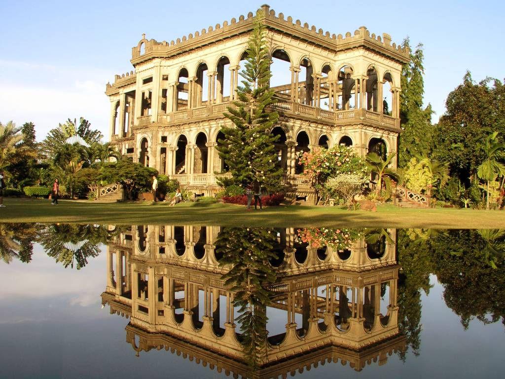 Talisay City, The Ruins