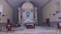Bacong, San Augustin Kirche