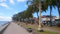 Dumaguete, Strandpromenade