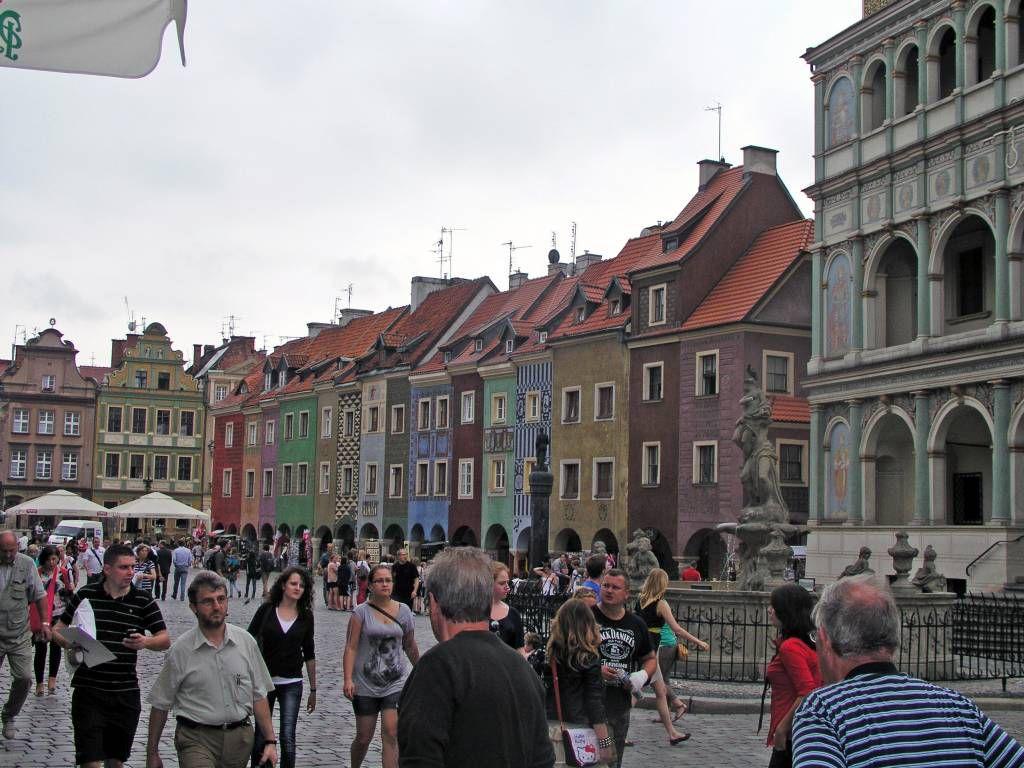 Posen, Poznań, Alter Markt