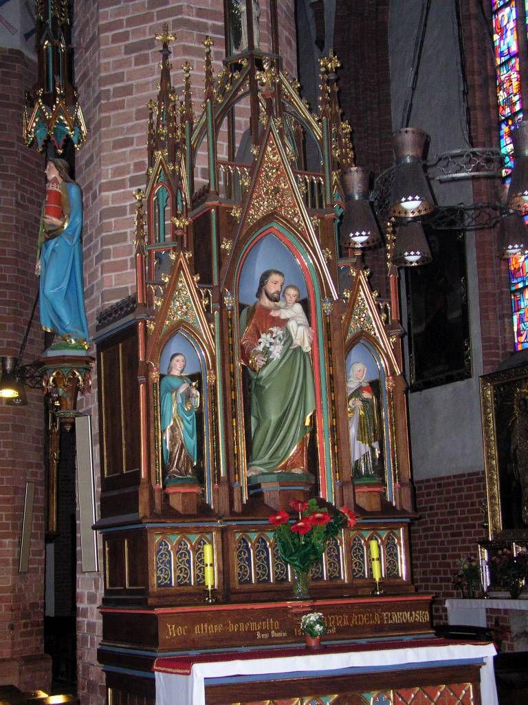 Allenstein, Olsztyn, Kathedral Basilika St. Jakob, Jakobuskirche