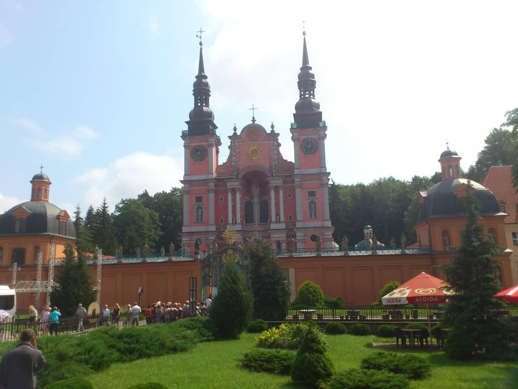 Heilige Linde, Święta Lipka, Basilika