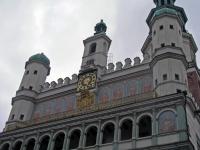 Posen, Poznań, Rathaus