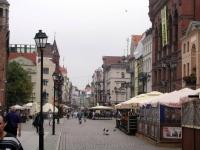Thorn, Toruń, Fußgängerzone