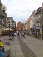 Allenstein, Olsztyn, Ulica Staromiejska