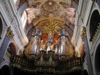 Heilige Linde, Święta Lipka, Basilika, Orgel