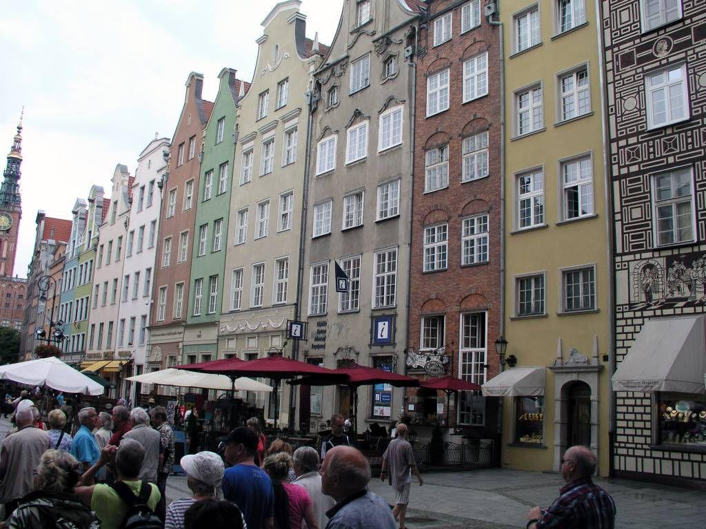 Danzig, Gdańsk, Langer Markt