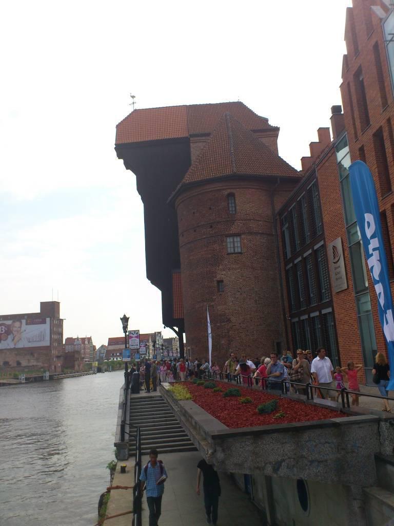 Danzig, Gdańsk, Krantor