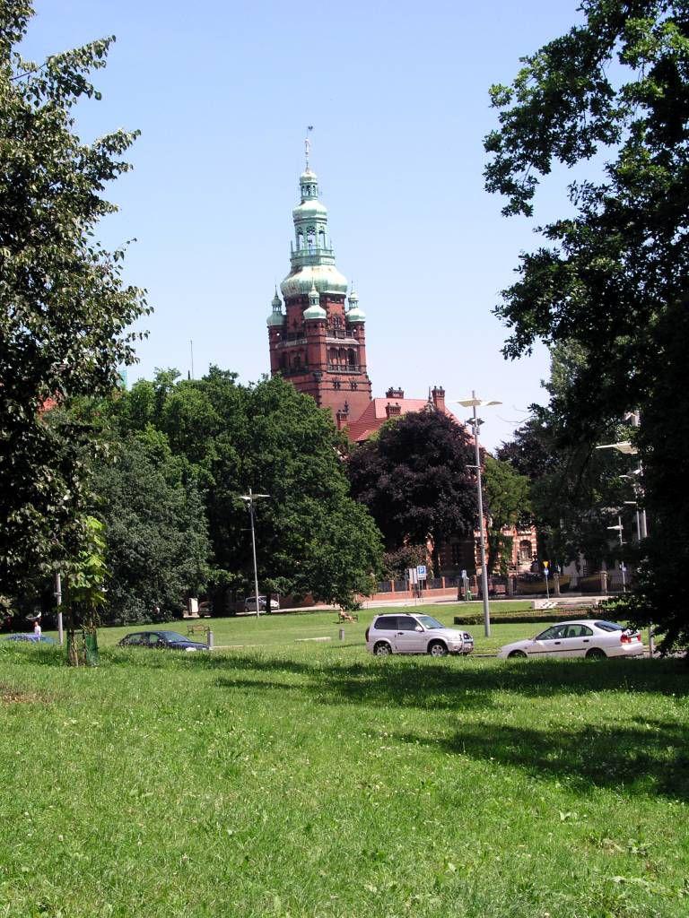 Stettin, Szczecin
