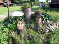 Zondern, Sądry, Bauernmuseum der Familie Dickti