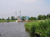 Schönfeld, Oleśnica, Fahrt auf dem Oberländischen Kanal