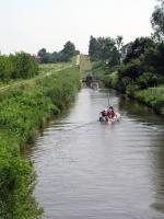Hirschfeld, Jelenie, Fahrt auf dem Oberländischen Kanal