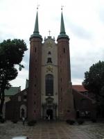 Danzig Oliwa, Gdańsk Oliva, Dom