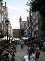 Danzig, Gdańsk, Frauengasse